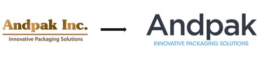 New andpak logo